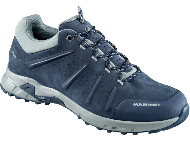 Mammut Convey Low GTX - Calzado Hombre - gris/azul